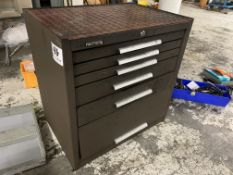 Kennedy 6 drawer Tool Chest w/assorted tools