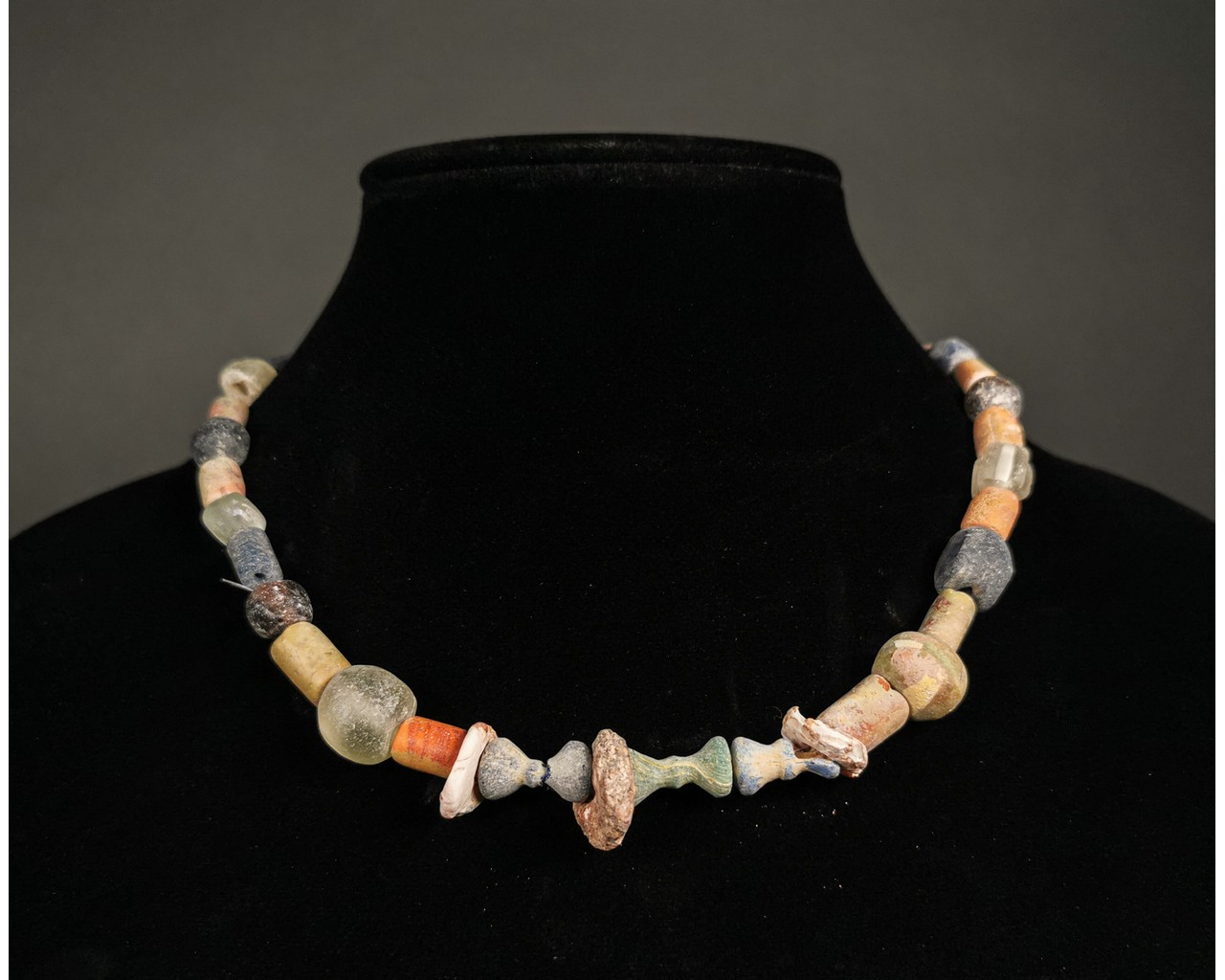 Lot 54 - NOMAD TRIBAL NECKLACE