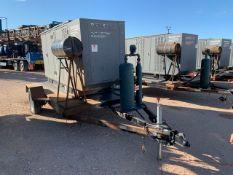 Located in YARD 1 - Midland, TX 2013 GENERAC INDUSTRIAL POWER 130 KW, 277/480V 3 PHASE ELECTRIC