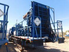 Located in YARD 2 - Odessa, TX (APF006) (X) 2012 SPM QWS1000S QUINTUPLEX ACID PUMP, P/B CUMMINS 6