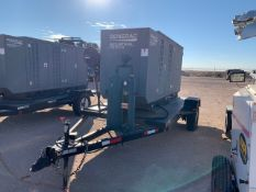 Located in YARD 1 - Midland, TX (2940) 2013 GENERAC INDUSTRIAL POWER 130 KW, 277/480V 3 PHASE