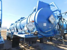 Located in YARD 2 - Odessa, TX (FTF057) (X) 2006 WORLEY MACHINE & FAB 5000 GAL (3) COMPARTMENT