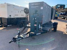 Located in YARD 1 - Midland, TX (2937) 2013 GENERAC INDUSTRIAL POWER 130 KW, 277/480V 3 PHASE