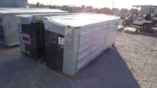 Located in YARD 1 - Midland, TX NEW STEELMAN 10' WORK BENCH W/ 25 DRAWERS