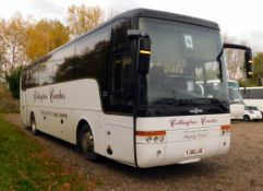 DAF Van Hool 49-Seat Coach, Registration Number YJ06 LDE, First Registered 27th April 2006, MOT