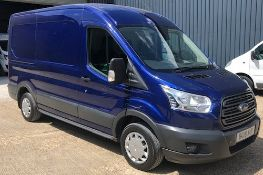 Ford Transit 290 L2 Diesel FWD 2.0 TDCi 130ps H2 Van, Registration BG18 UXP, First Registered 31st