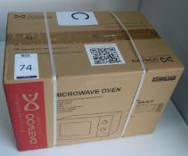 Daewoo KOR -6L77 Microwave (New & Boxed) (Located Brentwood, See General Notes for More Details)