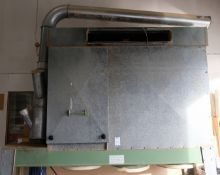 WDC Triple Bag Dust Extraction Unit (Located Bicester, See General Notes for More Details)