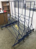 Four Drying Trollies (Located Northampton, See General Notes for More Details)