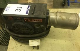Leister Type 9C1 Hotwind Heat Gun (Located Northampton, See General Notes for More Details)