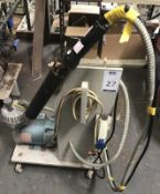 Forst Hoff Quick-Mini Hot Air Welder (Located Northampton, See General Notes for More Details)