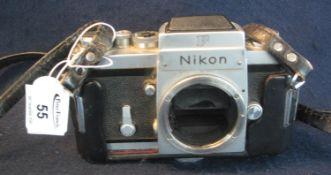 Nikon 35mm SLR camera body. (B.P. 21% + VAT) Sold as seen, not tested.