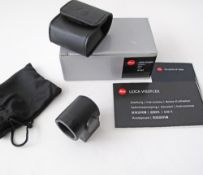 Leica Visoflex TYP 020 Black Electronic Viewfinder 18767 (EVF for Leica T, TL, M10 and Leica X Typ