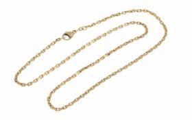 Anker- Kette 585/- Gelbgold 9,08 g Länge 44,00 cm