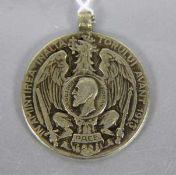 Medaille Rumänien<