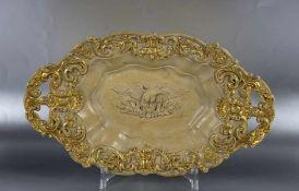 dekorative Terracotta-Schale