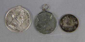 Konvolut Medaillen