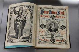Haus-Bilder-Bibel