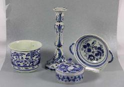 Konvolut Delfter Keramik