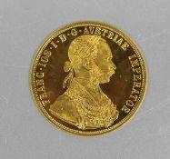 Ducaten-Münze