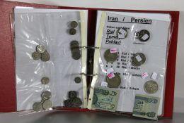 Konvolut internat. Münzen