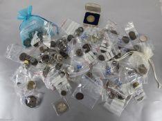 großes Konvolut Münzen
