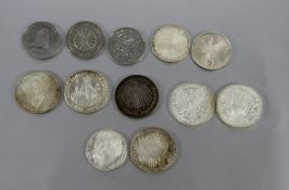 Konvolut DM-Münzen