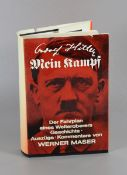 Buch Mein Kampf Der Fahrplan eines Welteroberers