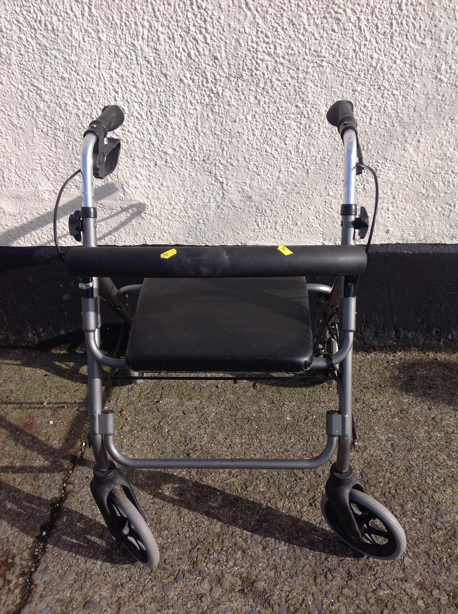Lot 7A - Mobility Walker