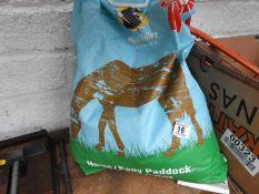 Bag of Pony Paddock Seed
