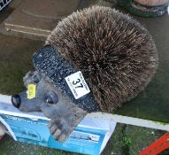 Hedgehog Boot Scrape
