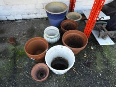 Terracotta Pots etc