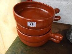 Terracotta Cooking Pots