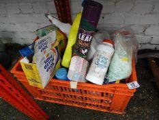 Kitchen Chemicals etc