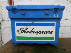 Shakespeare Fishing Box
