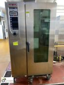Rational CPC201G 20-tray Combination Oven (located in Main Kitchen, Basement) **** please note