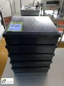 50 Sushi Boxes (located in Main Kitchen, Basement) **** please note this lot needs to be collected