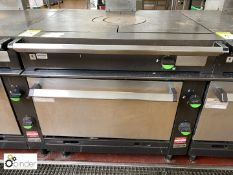 Chieftain Bulls Eye Contact single door gas fired Oven (located in Main Kitchen, Basement) ****