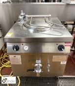 Electrolux stainless steel Boiling Pan, 415volts (located in Main Kitchen, Basement) **** please