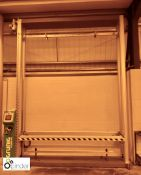Grunig G-Coat 415S Coating Machine, double side auto coating, touch screen operation, year 2012,