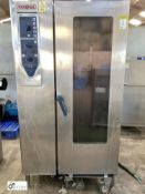 Rational CM201 20-tray Combi Oven, 400volts, serial number E21MC00111036161 (LOCATION: Croxton) / (