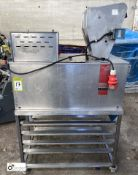 Mono FG129 Multi Moulder, 415volts, serial number 019547545 (LOCATION: Croxton) / (please note
