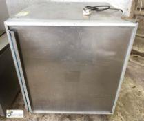 Silver King SKTTR7F stainless steel Fridge, 240volts, 690mm wide x 700mm deep (LOCATION: