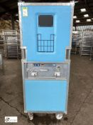 TKT mobile insulated Chiller Box (LOCATION: Croxton) / (please note this lot has a lift out fee