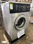JLA HC75C Commercial Washing Machine, 240volts, 75litre capacity, dry load 7kg (LOCATION: Croxton) /
