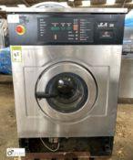 JLA HC165C Commercial Washing Machine, 400volts, 165litre capacity, dry load 16kg (LOCATION: