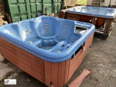 2 Spaform 6-person Hot Tubs/Spas