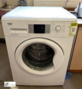 Beko WMB91243LW Washing Machine, 9kg (location: Level 2, B276 Room)