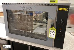 Buffalo NBC0100 Commercial Fan Oven, 240volts, serial number 30197824, unused (location: Level 2,