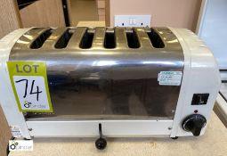Dualit 6-slice Toaster (location: Level 2, B276 Room)